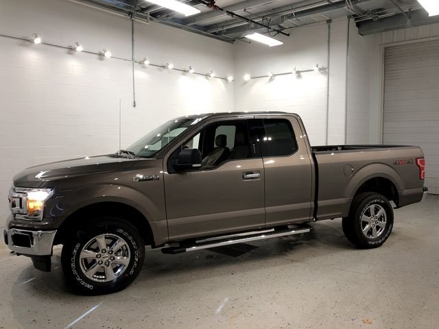 2018 Ford F-150 XLT 4 Door EcoBoost 3.5L V6 GTDi DOHC 24V Twin Turbocharged Engine Automatic 4X4 Truck