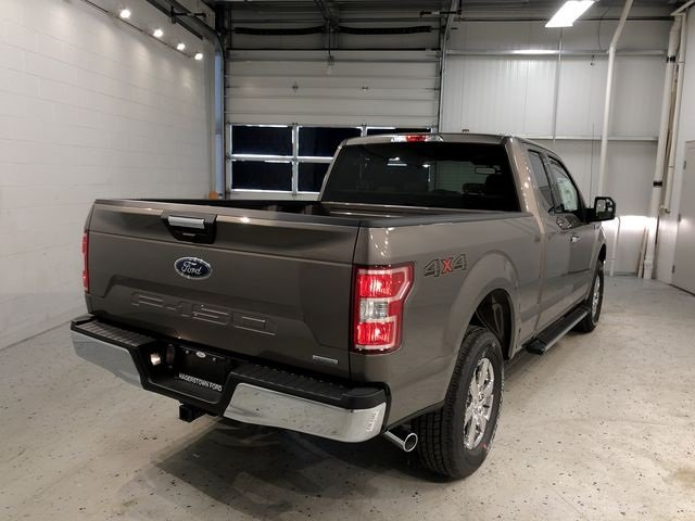 2018 Ford F-150 XLT Automatic EcoBoost 3.5L V6 GTDi DOHC 24V Twin Turbocharged Engine 4 Door 4X4 Truck