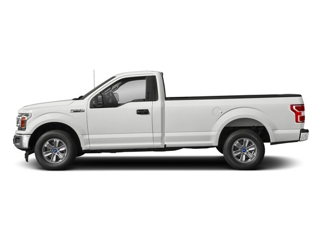 2018 Oxford White Ford F-150 XL 3.3L V6 Ti-VCT 24V Engine RWD 2 Door Automatic Truck