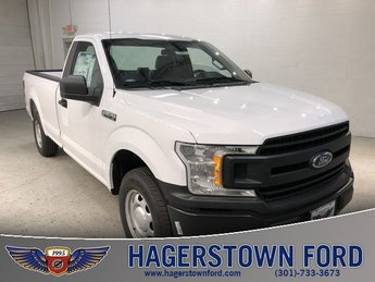 2018 Ford F-150 XL 3.3L V6 Ti-VCT 24V Engine RWD 2 Door Truck