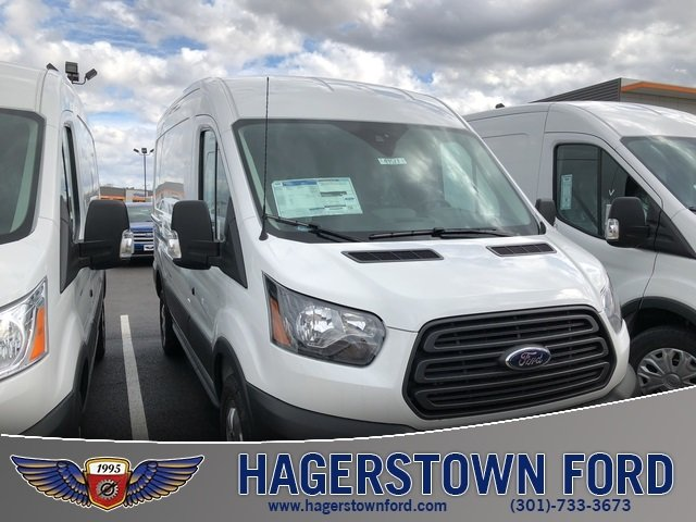 2018 Ford Transit-250 Base Automatic 3 Door Van RWD