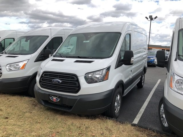 2018 Ford Transit-250 Base Van RWD 3 Door