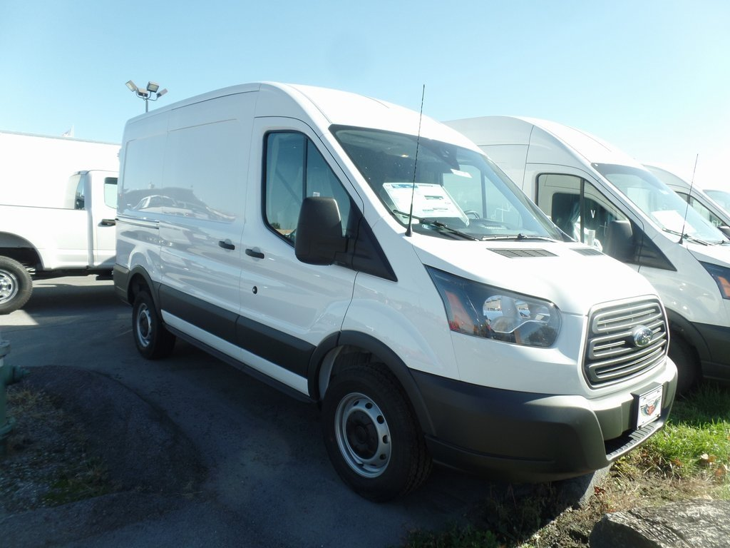 2018 Ford Transit-250 Base Automatic 3.7L V6 Ti-VCT 24V Engine Van 3 Door