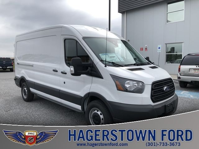 2018 Ford Transit-250 Base Van RWD 3 Door Automatic 3.7L V6 Ti-VCT 24V Engine