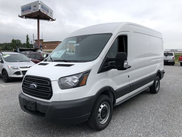 2018 Ford Transit-250 Base 3 Door RWD Van Automatic 3.7L V6 Ti-VCT 24V Engine