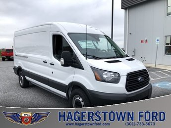 2018 Ford Transit-250 Base RWD Automatic Van 3.7L V6 Ti-VCT 24V Engine