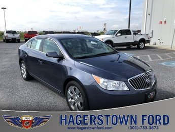 2013 Buick LaCrosse Premium I Group FWD Sedan 4 Door Automatic