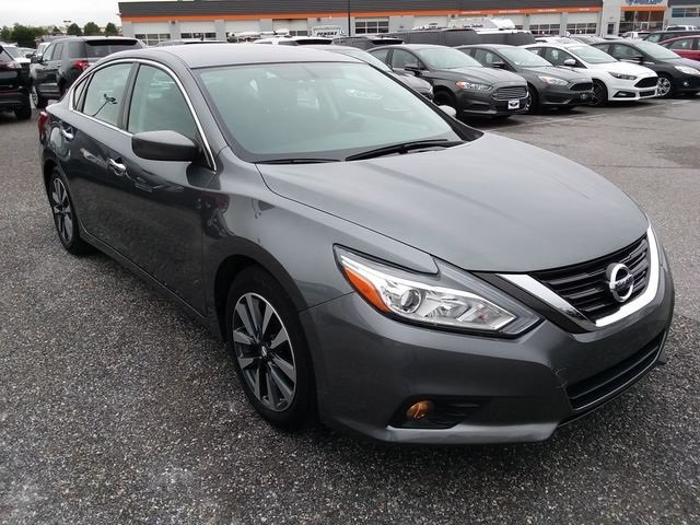 2017 Nissan Altima 2.5 SV FWD 4 Door Sedan Automatic (CVT)