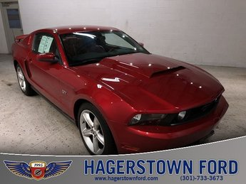 2010 Ford Mustang GT Premium Coupe Manual 4.6L V8 Engine