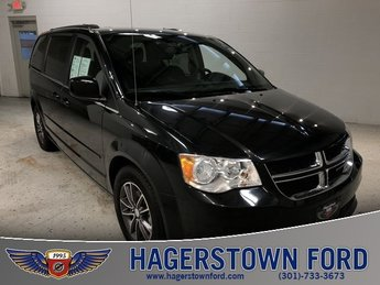 2017 Dodge Grand Caravan SXT Van Automatic 4 Door FWD