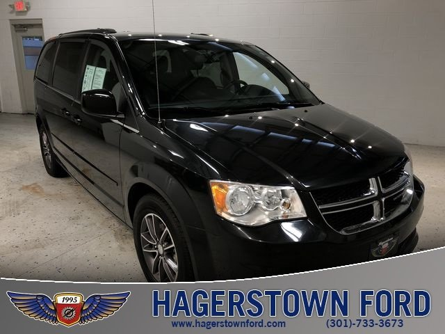 2017 Dodge Grand Caravan SXT 3.6L V6 24V VVT Engine Van FWD 4 Door Automatic