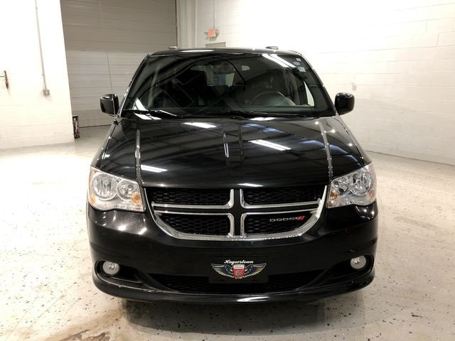 2017 Dodge Grand Caravan SXT Automatic Van 4 Door 3.6L V6 24V VVT Engine FWD
