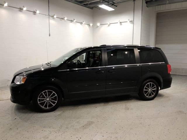 2017 Dodge Grand Caravan SXT FWD Automatic 4 Door 3.6L V6 24V VVT Engine Van