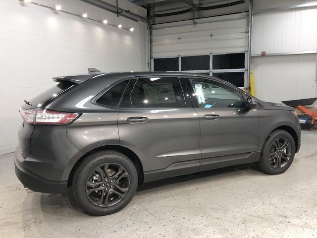 2018 Magnetic Metallic Ford Edge SEL Automatic SUV AWD