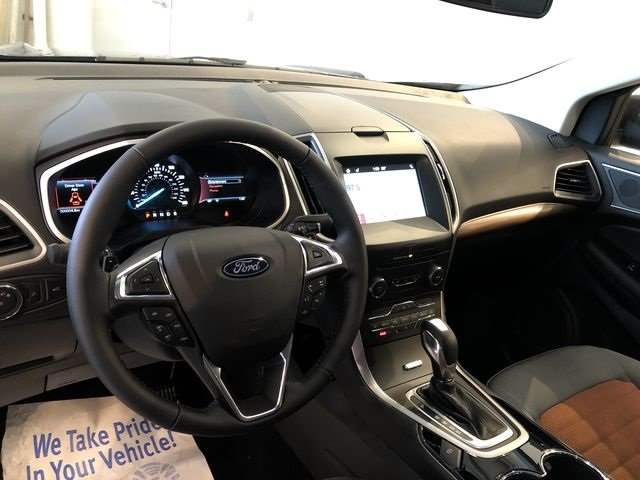 2018 Ford Edge SEL SUV AWD Automatic 4 Door