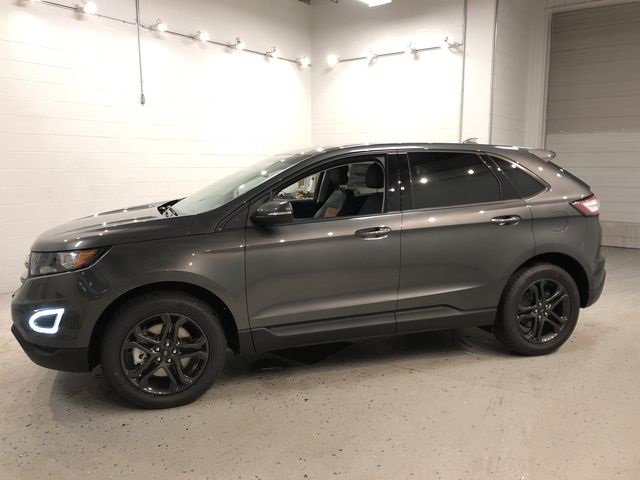 2018 Ford Edge SEL Automatic SUV AWD 4 Door 3.5L V6 Ti-VCT Engine