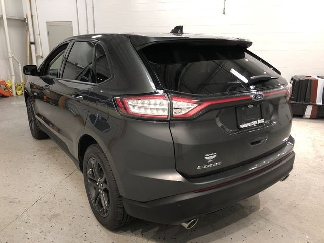 2018 Magnetic Metallic Ford Edge SEL SUV Automatic 3.5L V6 Ti-VCT Engine AWD