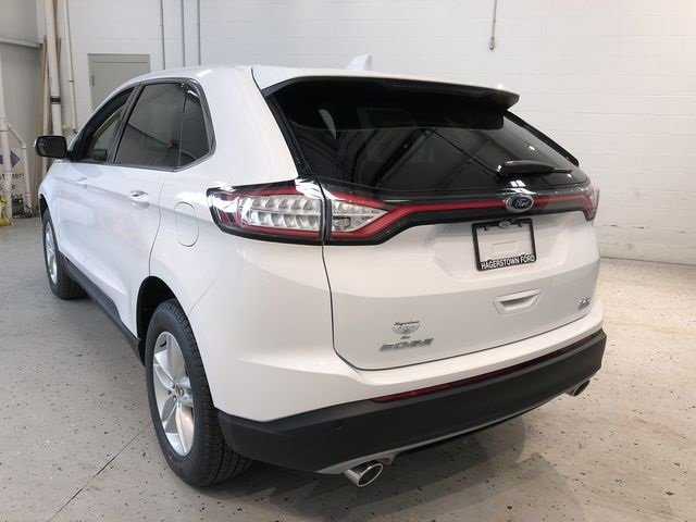 2018 Ford Edge SEL 4 Door AWD Automatic EcoBoost 2.0L I4 GTDi DOHC Turbocharged VCT Engine SUV