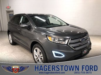 2018 Ford Edge Titanium 4 Door Automatic 3.5L V6 Ti-VCT Engine