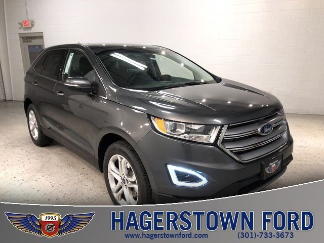 2018 Ford Edge Titanium Automatic 4 Door 3.5L V6 Ti-VCT Engine AWD SUV