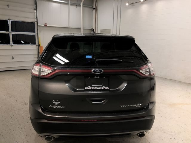 2018 Ford Edge Titanium SUV 4 Door 3.5L V6 Ti-VCT Engine AWD Automatic