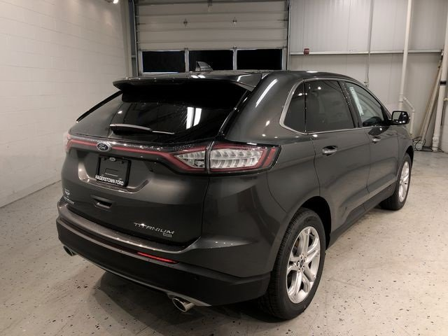 2018 Ford Edge Titanium 4 Door SUV AWD Automatic 3.5L V6 Ti-VCT Engine