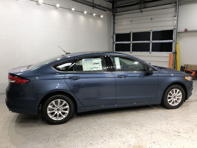 2018 Ford Fusion S I4 Engine 4 Door Automatic