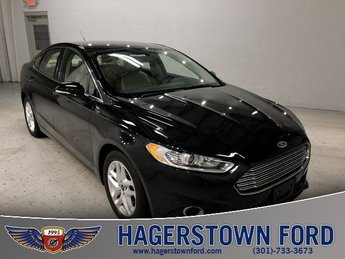 2016 Shadow Black Ford Fusion SE 4 Door Automatic Sedan