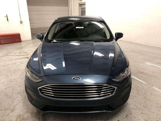 2019 Ford Fusion SE FWD Automatic Sedan 4 Door EcoBoost 1.5L I4 GTDi DOHC Turbocharged VCT Engine