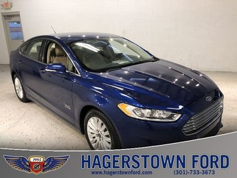 2014 Ford Fusion Energi SE Luxury 4 Door Automatic (CVT) FWD I4 Hybrid Engine