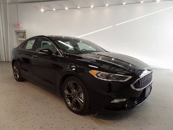 2017 Ford Fusion Sport Sedan V6 Engine 4 Door