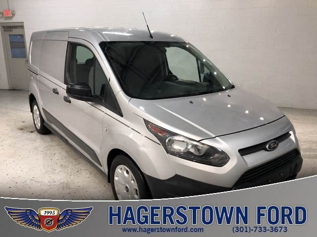 2014 Silver Metallic Ford Transit Connect XL 4 Door Duratec 2.5L I4 Engine Van FWD
