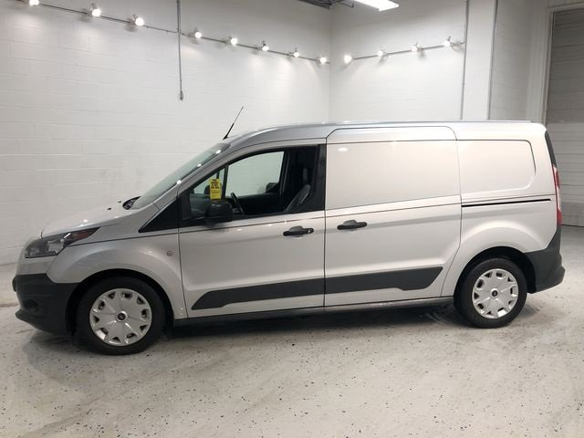 2014 Silver Metallic Ford Transit Connect XL FWD Duratec 2.5L I4 Engine 4 Door