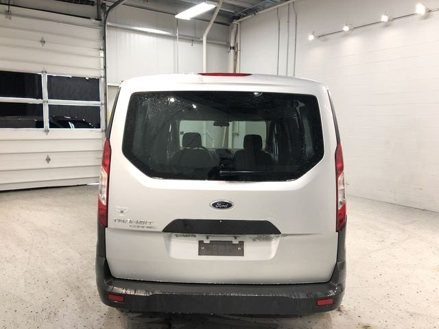 2014 Silver Metallic Ford Transit Connect XL Duratec 2.5L I4 Engine Automatic FWD