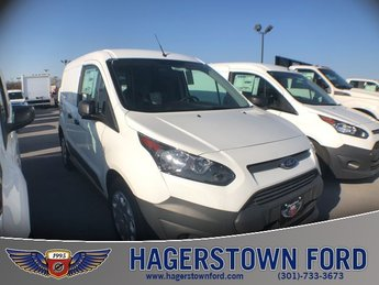 2018 Frozen White Ford Transit Connect XL Automatic 4 Door Van