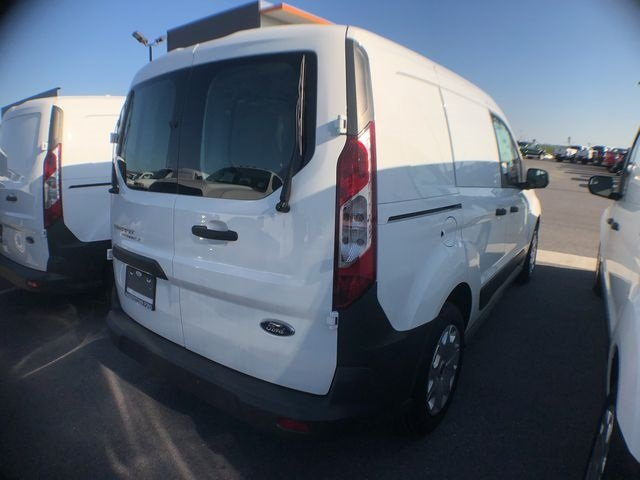 2018 Frozen White Ford Transit Connect XL Automatic FWD 2.5L I4 iVCT Engine