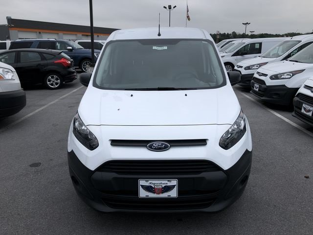 2018 Frozen White Ford Transit Connect XL 4 Door Van FWD Automatic 2.5L I4 iVCT Engine