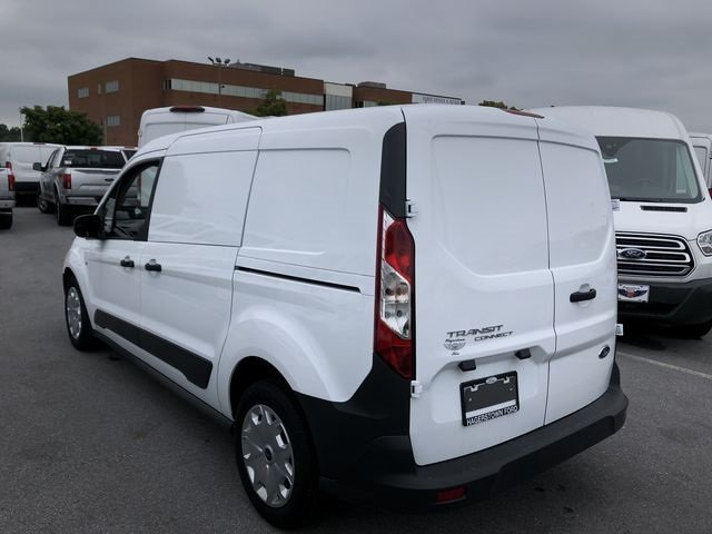 2018 Frozen White Ford Transit Connect XL Automatic 4 Door FWD