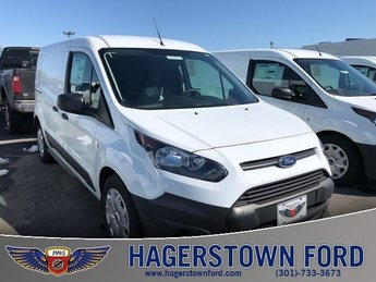 2018 Ford Transit Connect XL FWD Van Automatic 2.5L I4 iVCT Engine