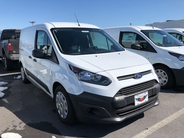2018 Ford Transit Connect XL FWD Van Automatic 4 Door 2.5L I4 iVCT Engine