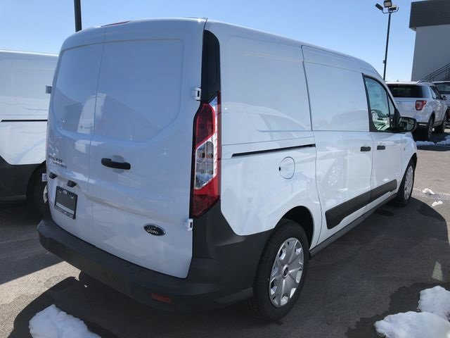 2018 Ford Transit Connect XL Automatic Van 2.5L I4 iVCT Engine 4 Door FWD