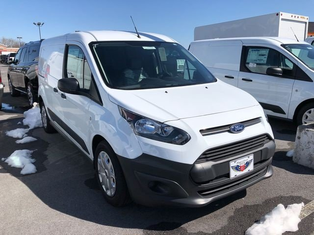 2018 Ford Transit Connect XL 4 Door 2.5L I4 iVCT Engine Van FWD Automatic