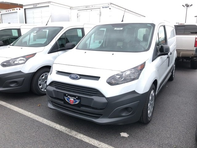 2018 Ford Transit Connect XL 2.5L I4 iVCT Engine FWD Automatic
