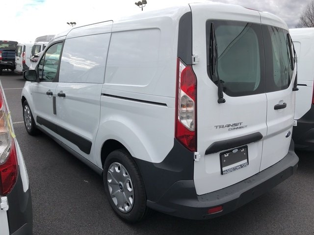 2018 Ford Transit Connect XL FWD 2.5L I4 iVCT Engine Van 4 Door