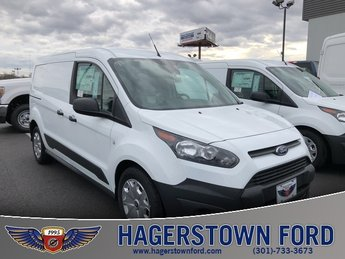 2018 Ford Transit Connect XL 2.5L I4 iVCT Engine 4 Door FWD Van Automatic