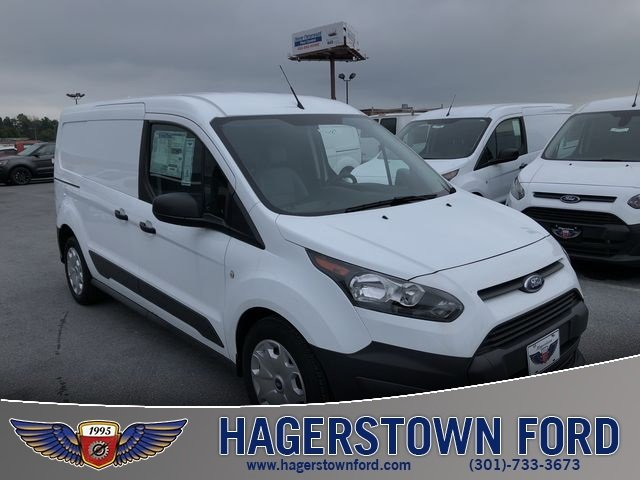 2018 Ford Transit Connect XL Van Automatic 4 Door FWD 2.5L I4 iVCT Engine