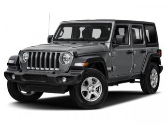 2021 Jeep Wrangler Unlimited 80th Anniversary 4X4 Intercooled Turbo Premium Unleaded I-4 2.0 L/122 Engine Automatic SUV