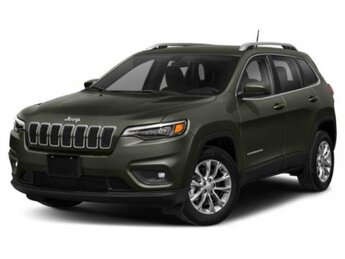2021 Jeep Cherokee 80th Anniversary SUV Regular Unleaded V-6 3.2 L/198 Engine Automatic FWD 4 Door