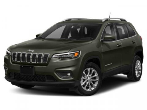 2021 Olive Green Pearlcoat Jeep Cherokee 80th Anniversary Automatic FWD SUV 4 Door