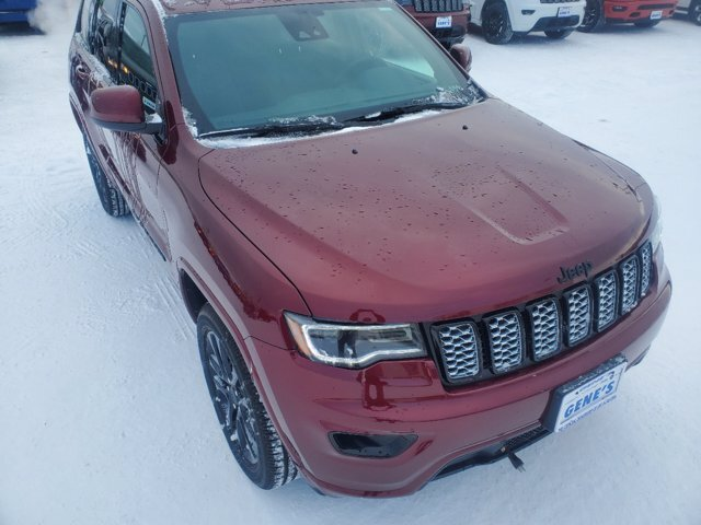2020 Jeep Grand Cherokee Altitude Regular Unleaded V-6 3.6 L/220 Engine Automatic SUV